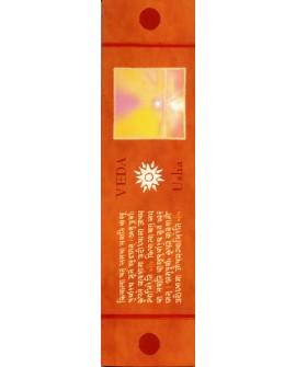 Veda Usha (Fleur de ginger lily) Encens d'Auroville aux huiles essentielles