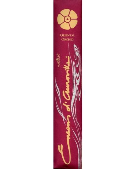 Orchidée Orientale Encens aux huiles essentielles