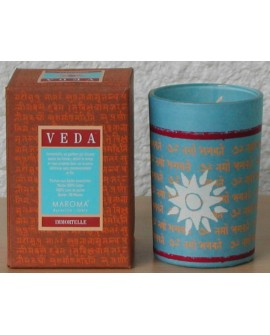 Bougie Immortelle (Amritam) Veda, Naturel