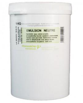 Crème Émulsion Neutre pour huiles essentielles 1 kg