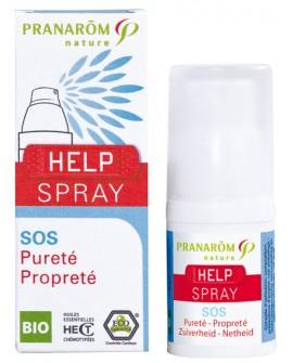Help Spray Bio (sos Pureté, Propreté) de Pranarom