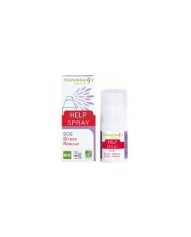 Help Spray Bio (sos Stress, Rescue) de Pranarom