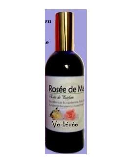 Rosée VERBENEE rosée de mai, Parfum du Psyché aux huiles essentielles