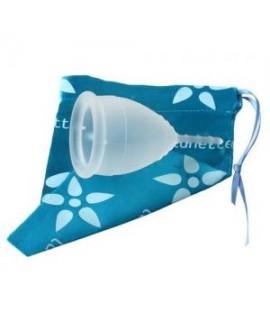 Coupe Menstruelle, LunaCopine (Taille 1) Transparente