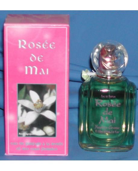 Rosée AGRUMEE rosée de mai, Parfum du Psyché aux huiles essentielles