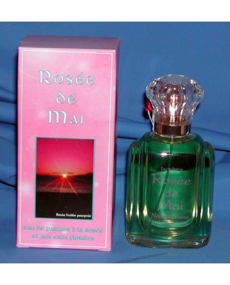 Rosée FRUITEE POURPREE rosée de mai, Parfum du Psyché aux huiles essentielles