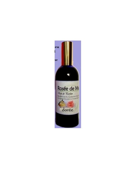 Rosée DOREE rosée de mai, Parfum du Psyché aux huiles essentielles