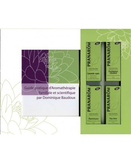 Coffret Découverte aromathérapie de Pranarom