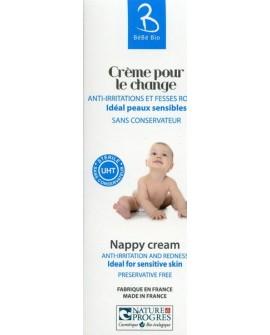 Crème pour le change BéBé Bio