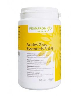 Acides Gras Essentiels 3 6 9  Anti-oxydants de Pranarom
