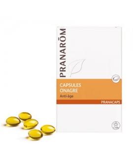Onagre oléocapsules beauté (anti-âge, balance hormonale) de Pranarom