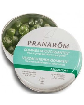 Gommes adoucissantes de Pranarom