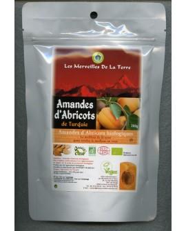Amandes d'abricots Biologiques 200g