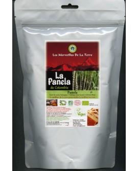 Panela, le sucre de canne Biologique 500g