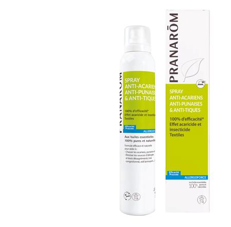 Spray anti acariens allergoforce