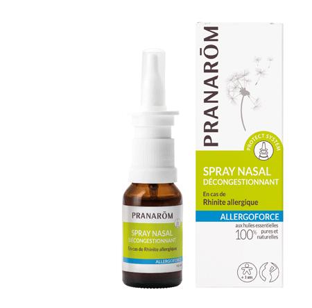 spray nasal allergoforce pranarom