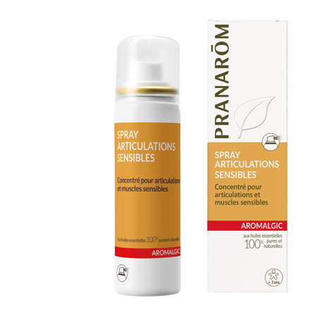 Spray articulations sensibles Aromalgic