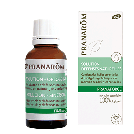solution pranaforce défenses naturelles bio