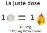 dosage perles d'huile essentielle