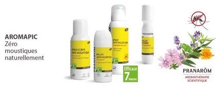 Des produits pour Repousser, se protéger et calmer les piqûres des Moustiques et divers insectes chez les adultes, les enfants et les Bébés
