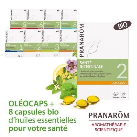 capsules oléocaps+
