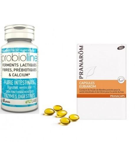 Pack voyages aux Huiles Essentielles et Probiotiques