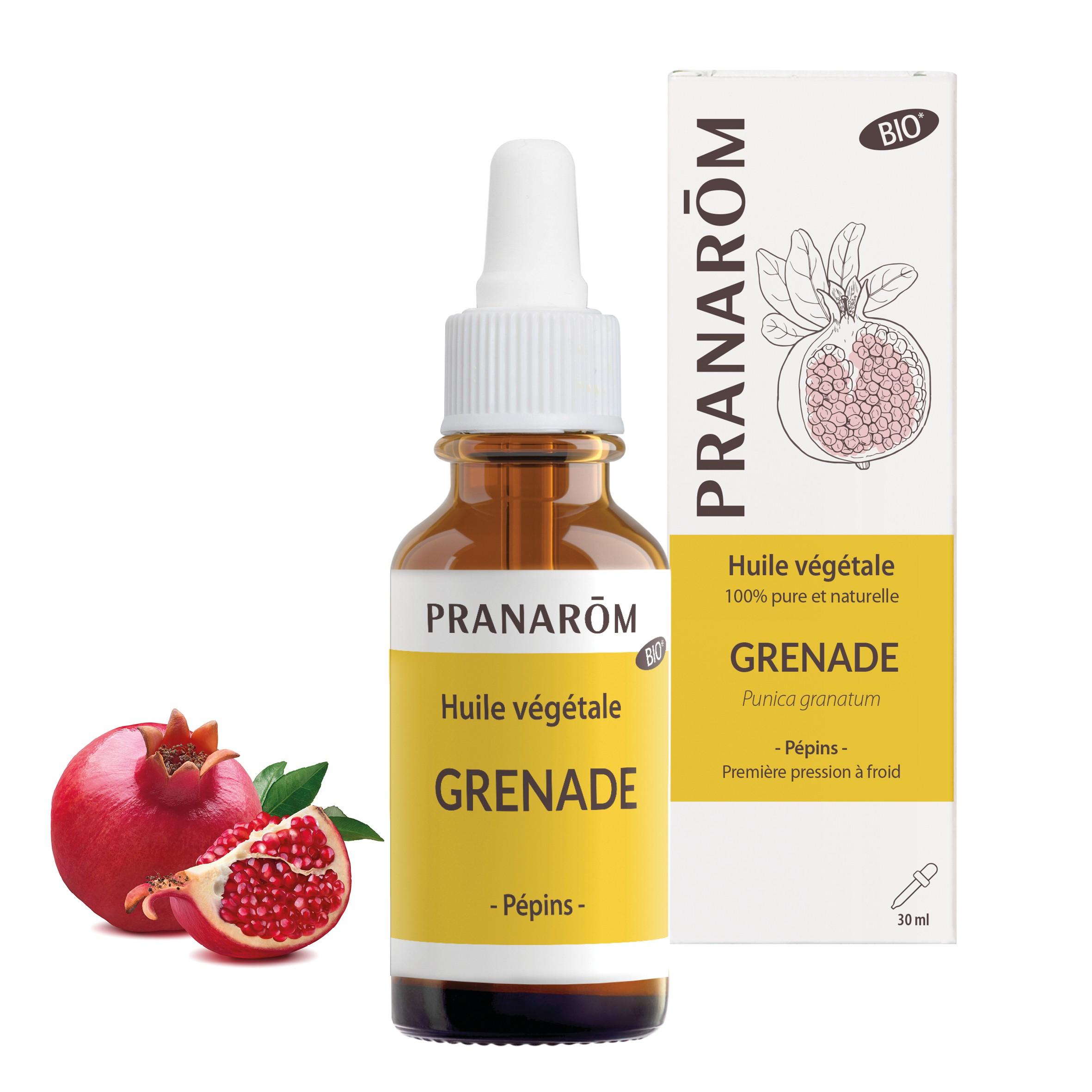 huiles végétales bio Pranarôm