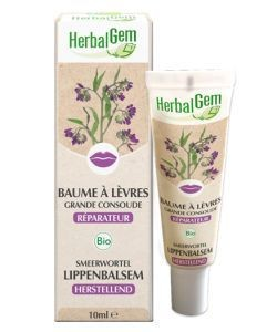 Baume à lèvres grande consoude bio de Herbalgem